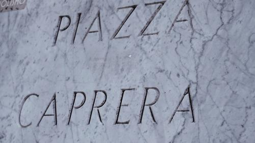 Targa-piazza
